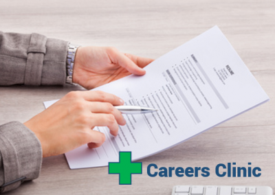 CV and Interview Clinic